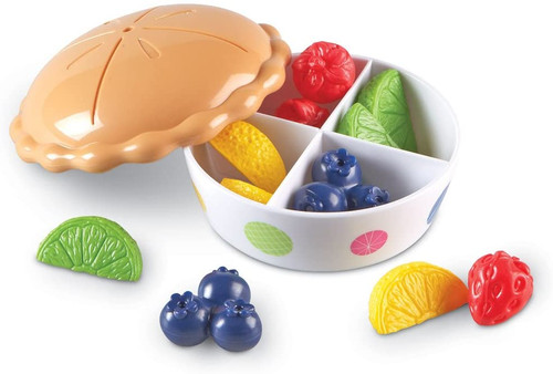 Learning Resources Color Fun Fruit Pie