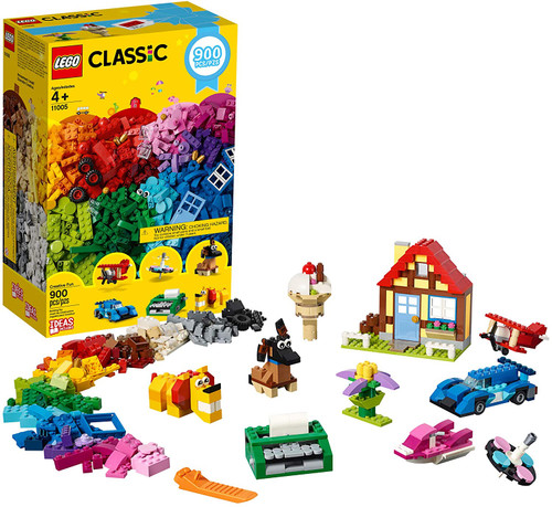 Lego Classic Creative Fun 900 Pieces