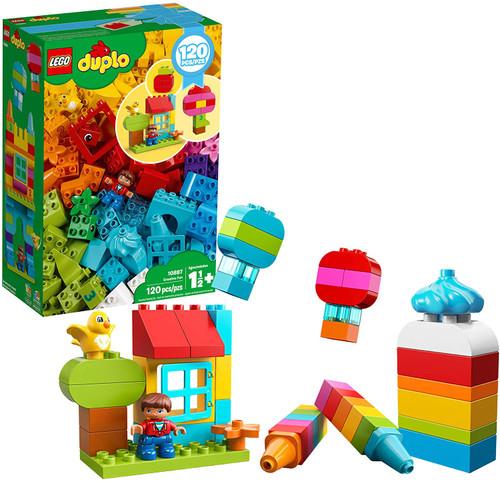 Lego Duplo Classic Creative Fun 120 Piece Set