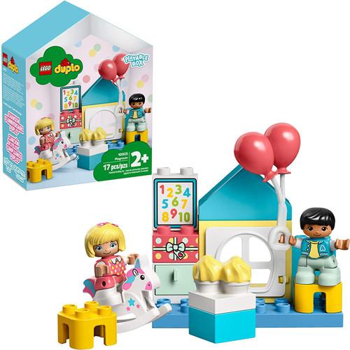 Lego Duplo Playhouse Playroom