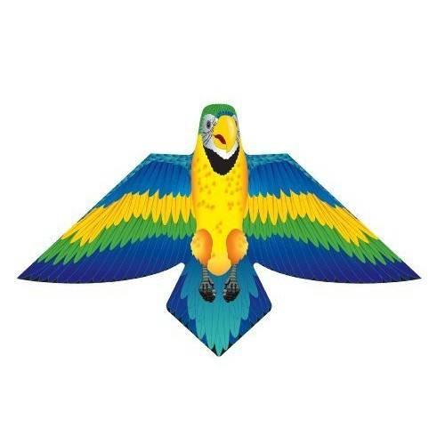 """X Kites Birds of Paradise 54"""" Macaw Kite"""