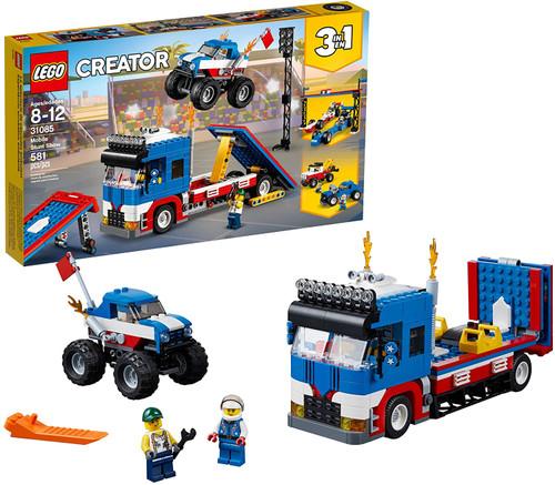 Lego Creator 3in1 Mobile Stunt Show
