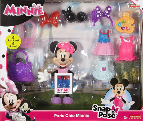 Minnie Mouse Deluxe Dress Up Doll