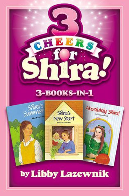3 Cheers For Shira!