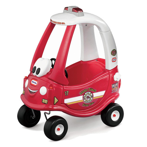 Ride & Rescue™ Cozy Coupe®
