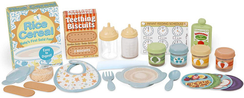Mine to Love Mealtime Play Set for Dolls