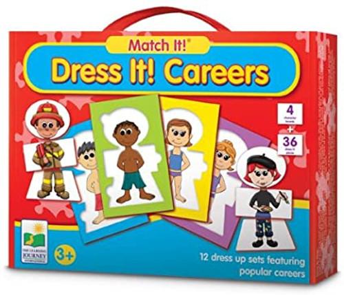 Match It! Dress It Careers