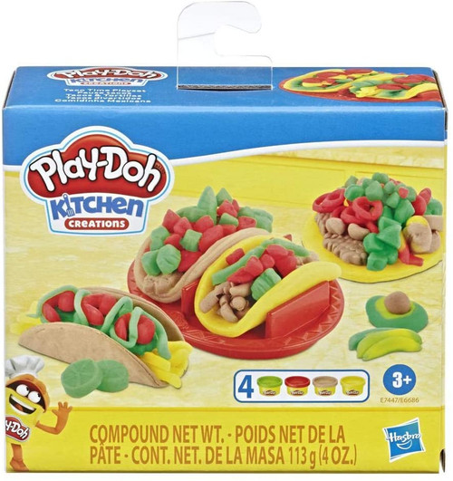 Playdoh Taco Time