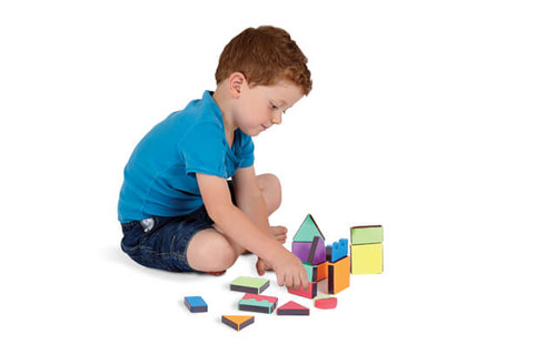 Magic Shapes - 81pcs