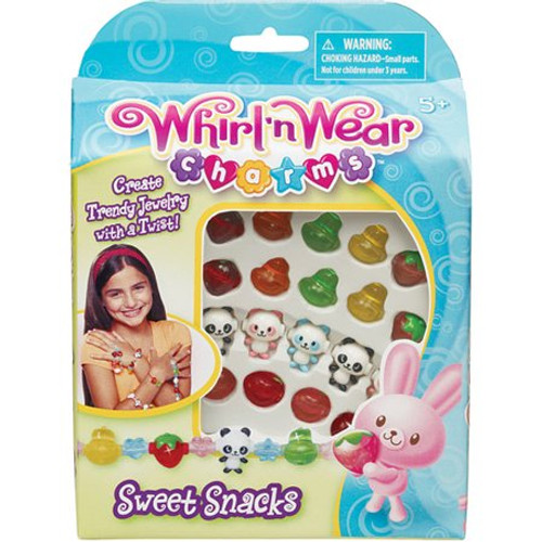 Whirl and Wear Whirl and Wear Sweet Snacks Charms