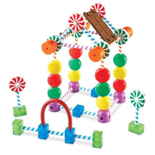 Candy Construction Building Set
