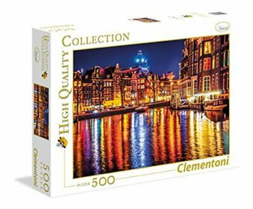 Amsterdam Puzzle -500 Pieces
