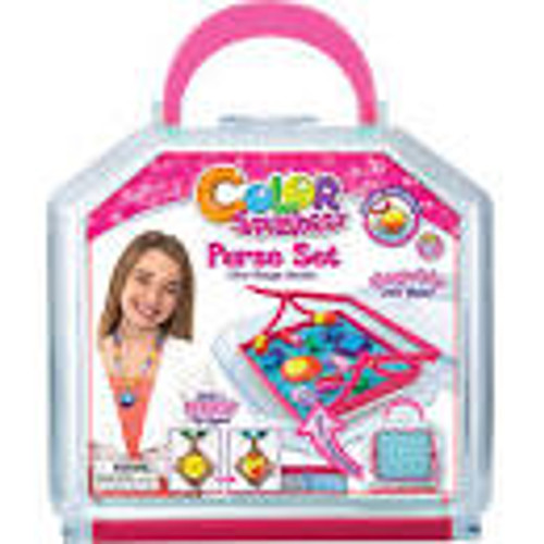 Color Splasherz Purse Play Set
