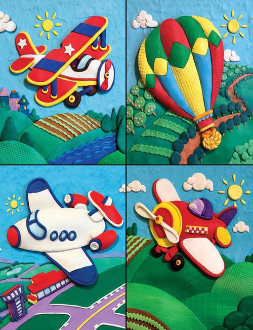 Springbok First Flight 36 Piece Jigsaw Puzzle