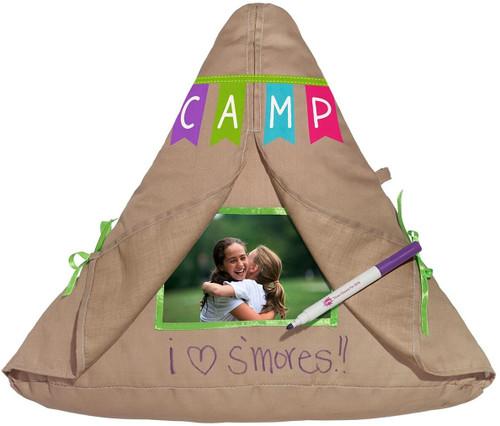 Camp Autograph Pillow