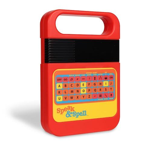 Speak & Spell Childrens Educational Toy