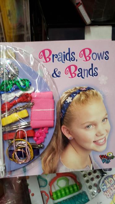 Braids, Bows & Bands
