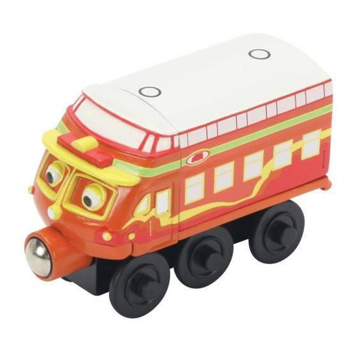 Chuggington Wooden Railway Decka Engine