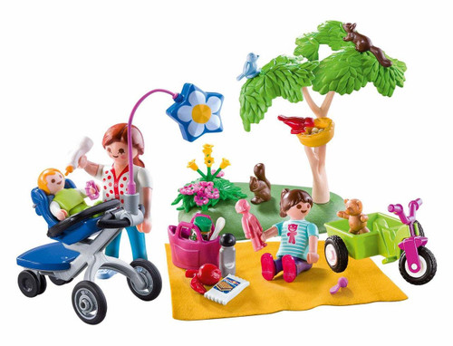 Playmobil Picnic Playset