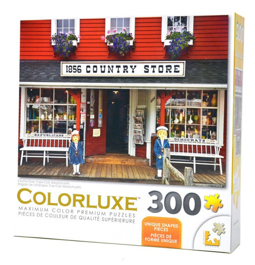 Country Store 300 Piece Jigsaw Puzzle