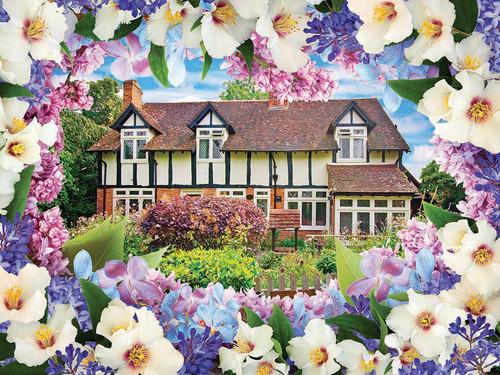 Lilac Cottage 500 Piece Jigsaw Puzzle