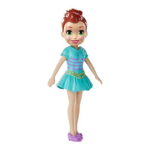Polly Pocket Figure Lila