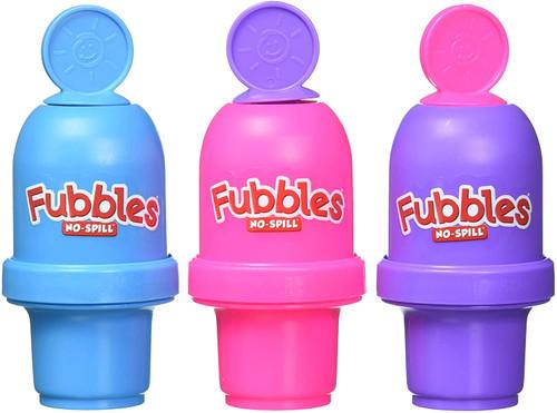 Little Kids Fubbles No Spill Bubble Tumbler Mini