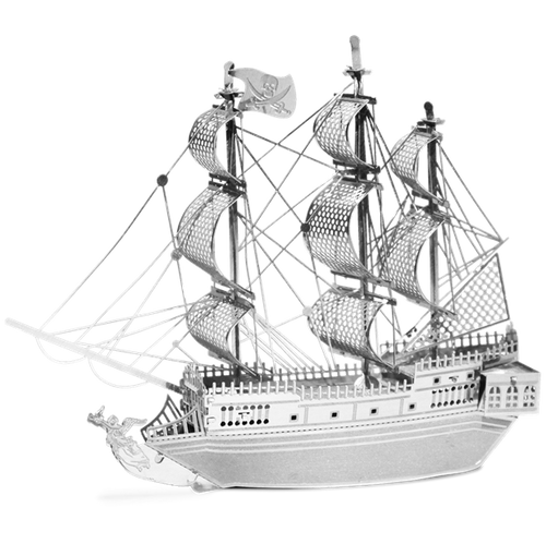 Black Pearl 3D Metal Model Kit