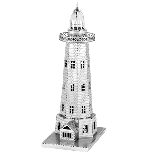 Lighthouse 3D Metal Model Kit