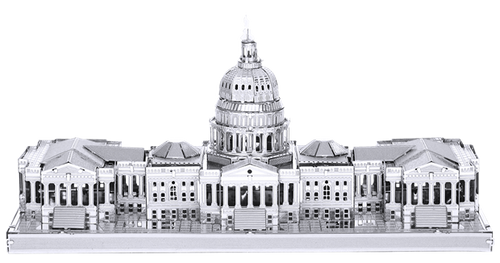 US Capital 3D Metal Model Kit