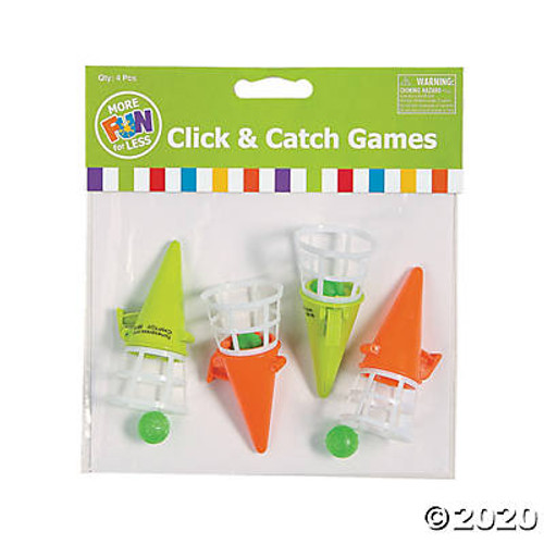 Click & Catch Games