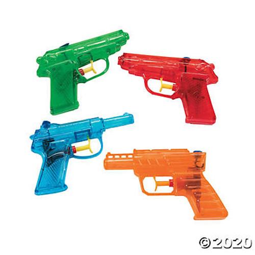 Water Squirt Guns