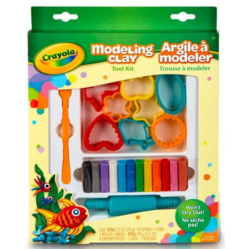 Crayola Modeling Clay with Mini Tool Set