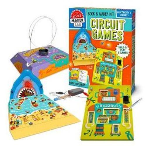 Klutz: Maker Lab: Circuit Games