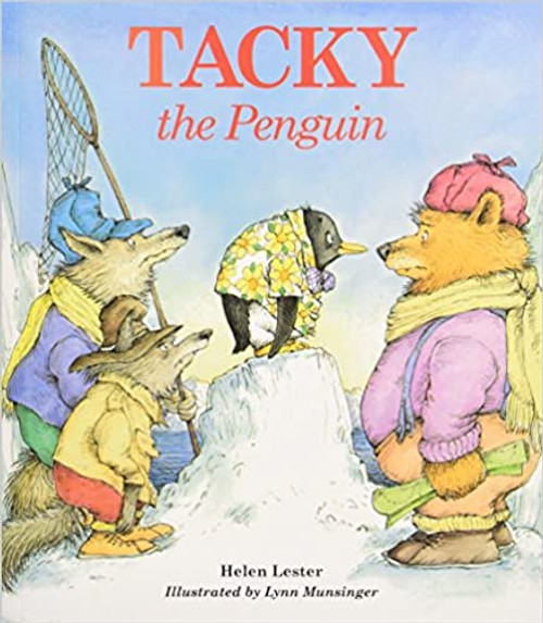Tacky the Penguin Book and CD