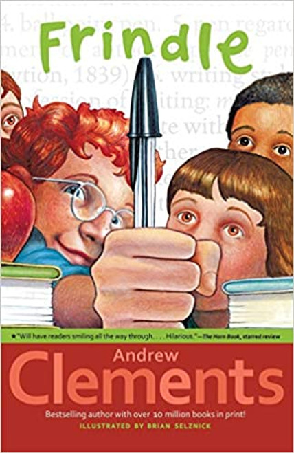 Frindle Paperback by Andrew Clements