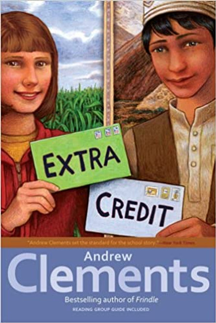 Extra Credit Paperback by Andrew Clements