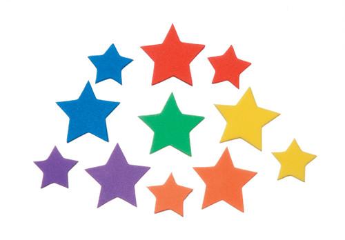 Foam Mini Star Stickers