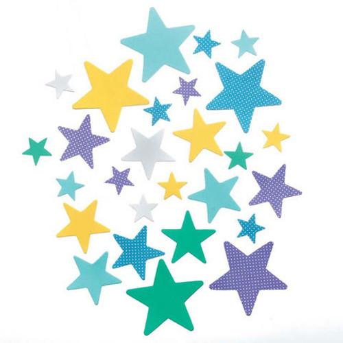 Foam Stickers Stars