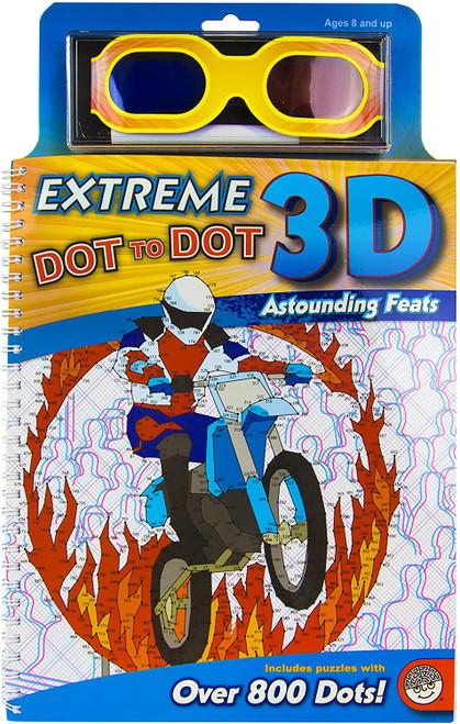Extreme Dot to Dot 3-D Astounding Feats