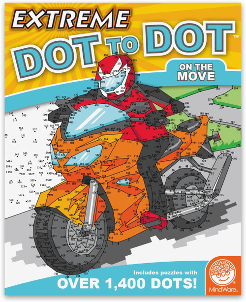 Extreme Dot to Dot On The Move Book