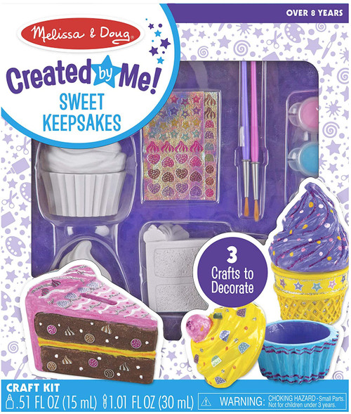 Decorate Your Own Sweets Set Craft Kit