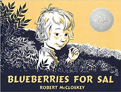 Blueberries for Sal Hardcover Edition
