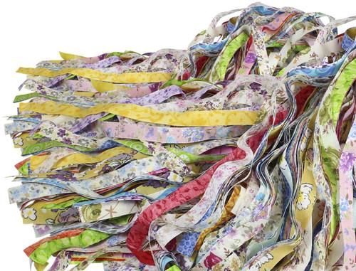 Fabric Weaving Strips