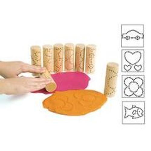 Good Impressions Dough Rollers Set of 8