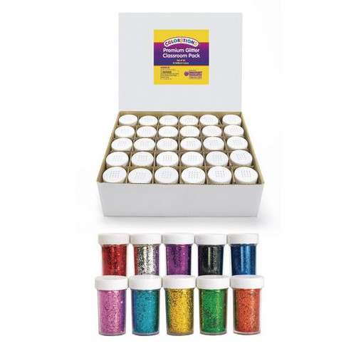 Glitter Jars Classroom Pack Set of 30