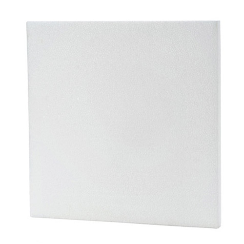 Durafoam Sheet White 12 x 12 x .625 inches