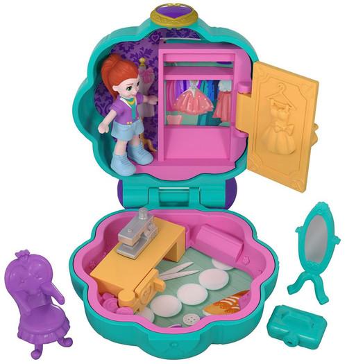 Polly Pocket Tiny Pocket World Lila