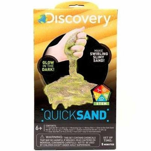 Discovery Quicksand
