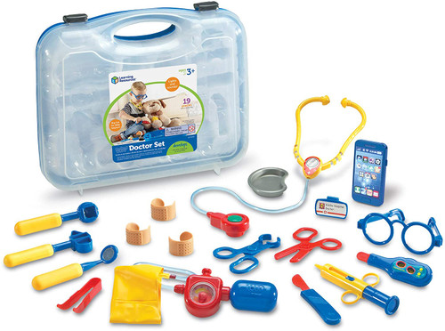 Learning Resources Pretend & Play Doctor Kit